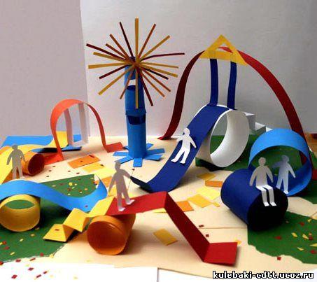 Моделирование для детей все своими руками